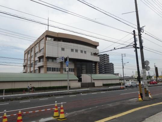 岡山南警察署